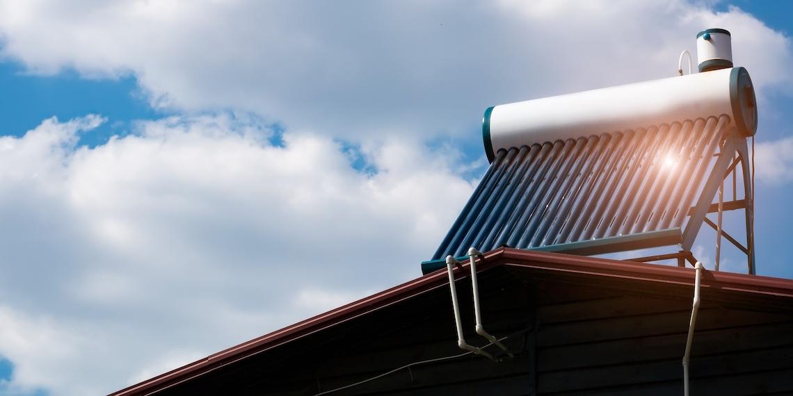 Passer au chauffe-eau solaire : une bonne idée ?